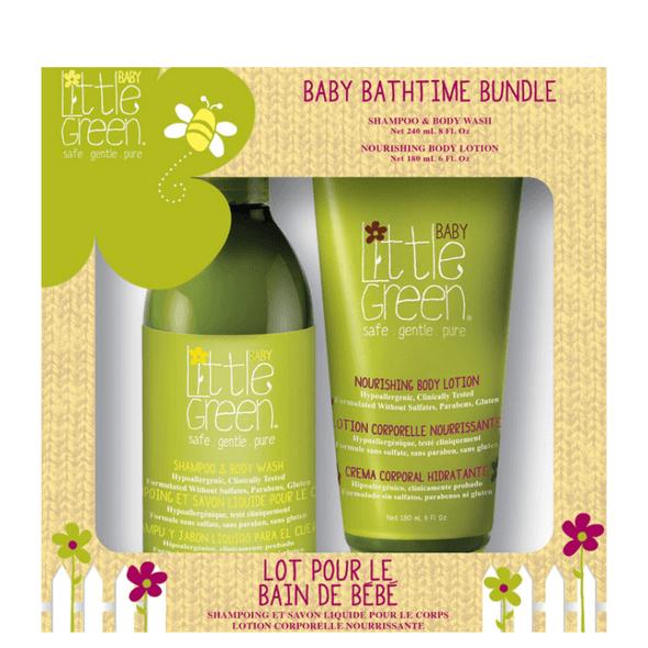 Little Green Baby Bathtime Bundle