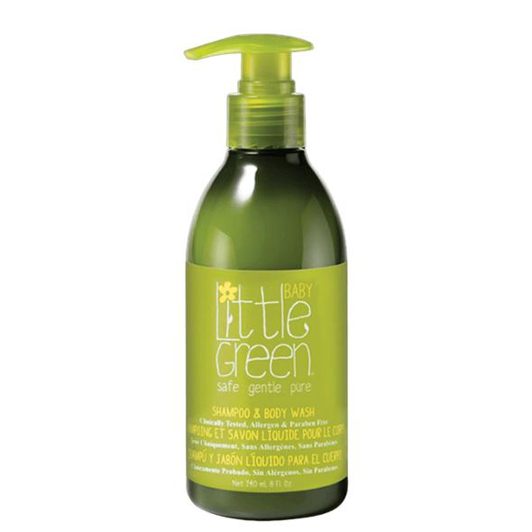 Little Green Baby Bathtime Bundle  Shampoo