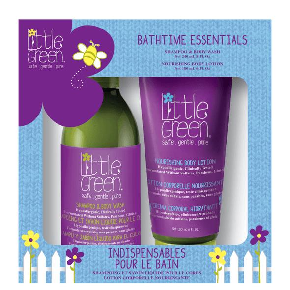 Little Green Kids Kids Bathtime Essentials