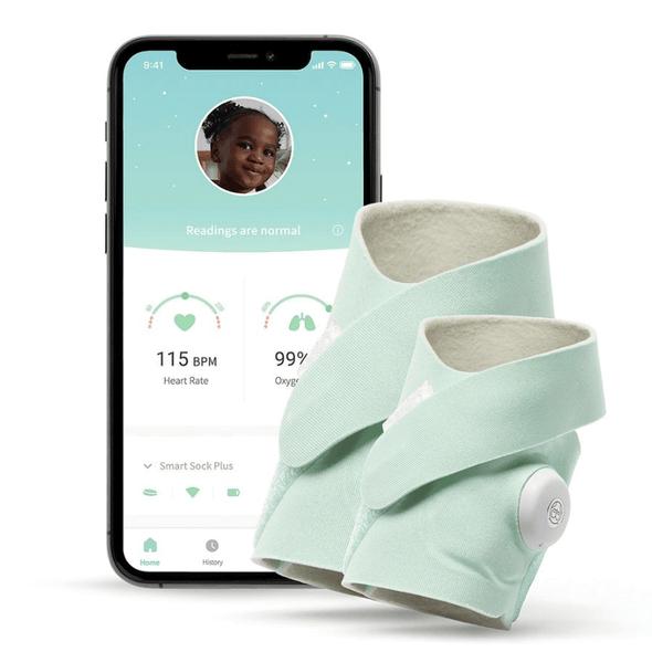 Owlet Smart Sock Plus 3 Mint