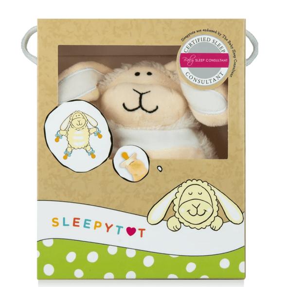 Sleepytot Baby Comforter Lamb Box