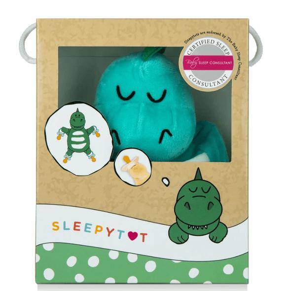Sleepytot Baby Comforter Dinosaur Box