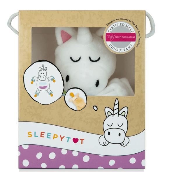 Sleepytot Baby Comforter Unicorn Box