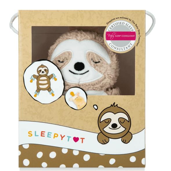 Sleepytot Baby Comforter Sloth Box