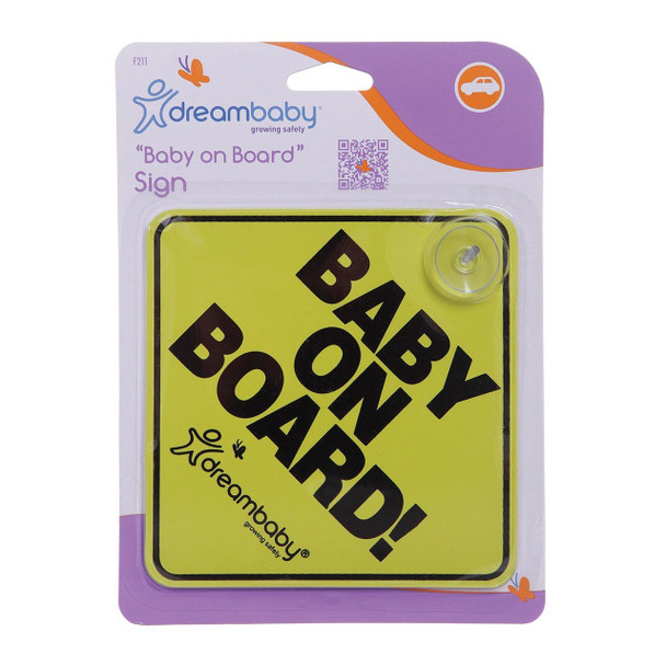 Dreambaby Baby On Board product