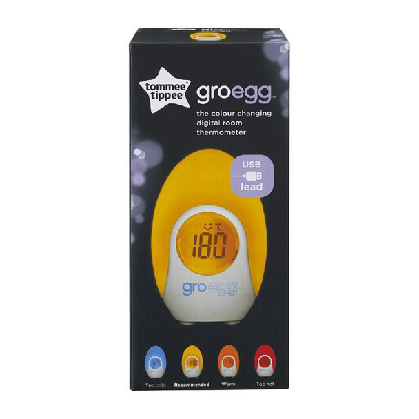 Gro-Egg Room Thermometer USB