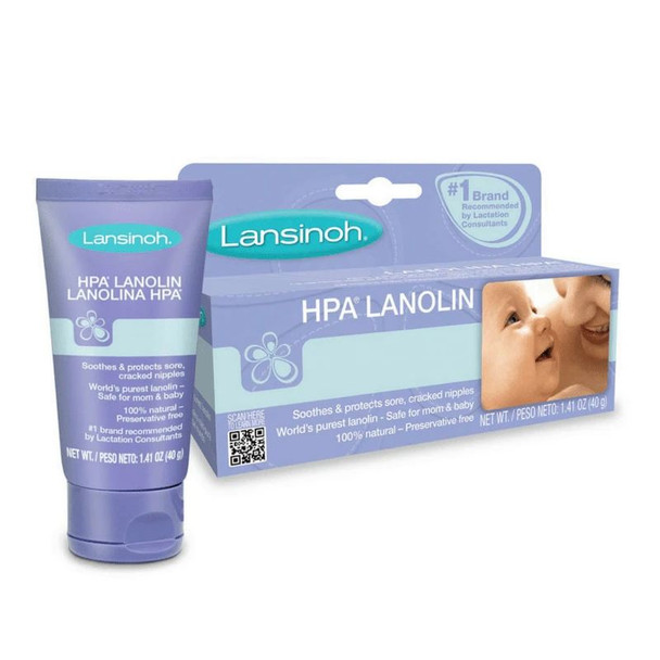 Lansinoh Lanolin Nipple Cream 40g