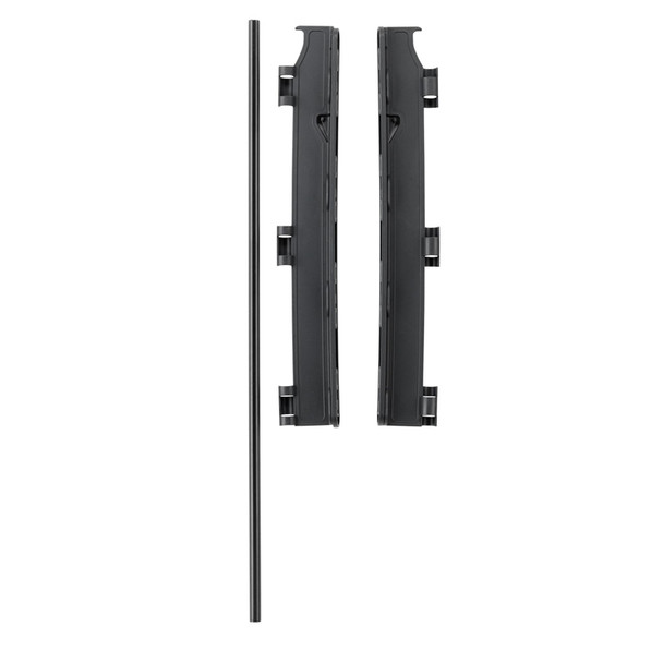 Babydan Wall Mounting Kit - Black