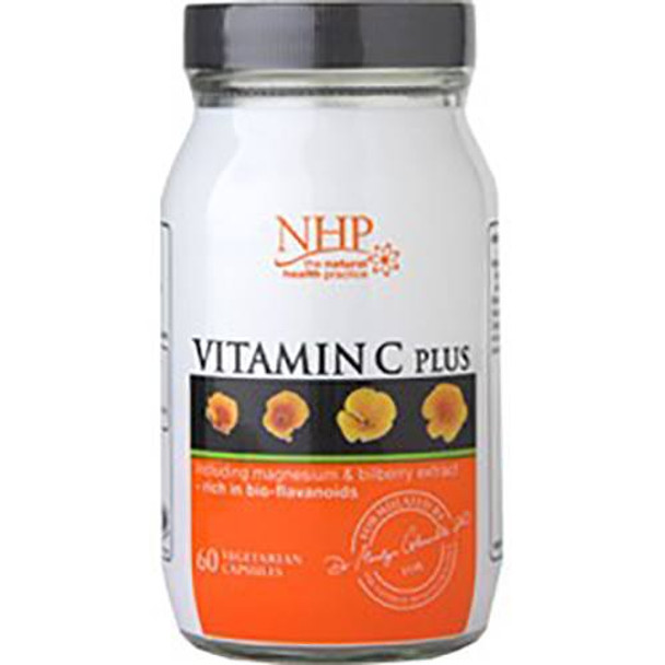 NHP Vitamin C Plus - 60 Capsules