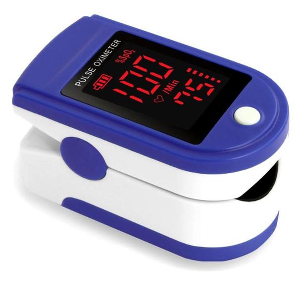 Finger Pulse Oximeter - Bargraph Display