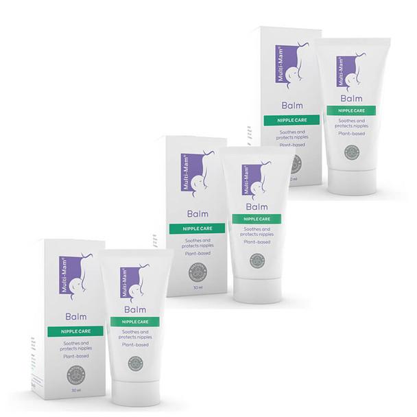 Buy 2 Get 1 Free Multi-Mam Balm - Nipple Care For Breastfeeding Mums