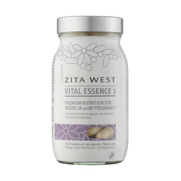 Zita West - Vital Essence 3 (For Your 3rd Trimester)