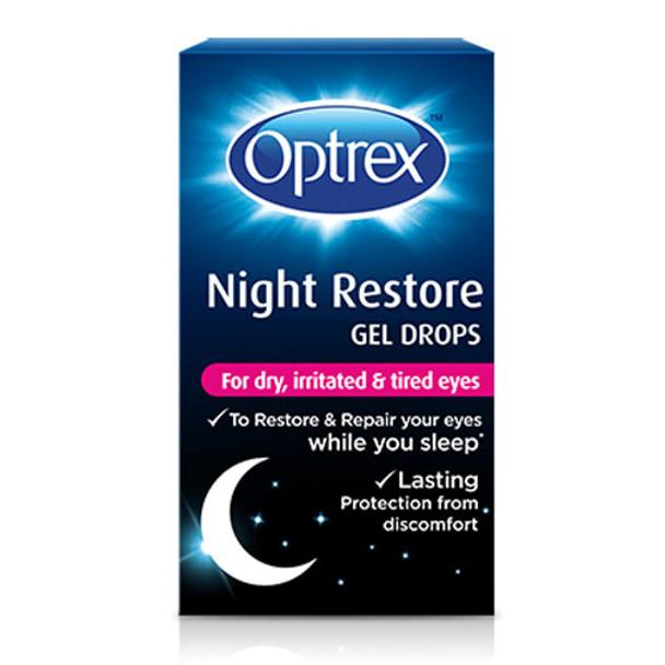 Optrex Night Repair Gel Drops