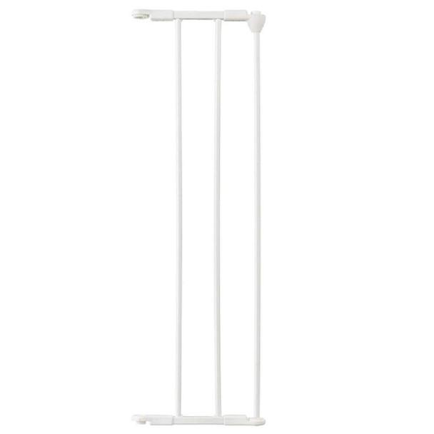 BabyDan 20 cm Extension Section - White (6849)