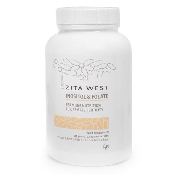 Zita West Inositol and Folate