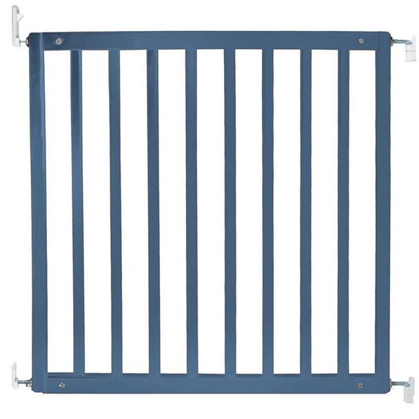 Safetots Simply Secure Wooden Gate Azure Blue 72cm- 79cm