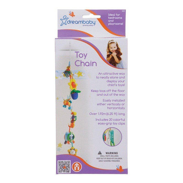 Dreambaby Storage Toy Chain box