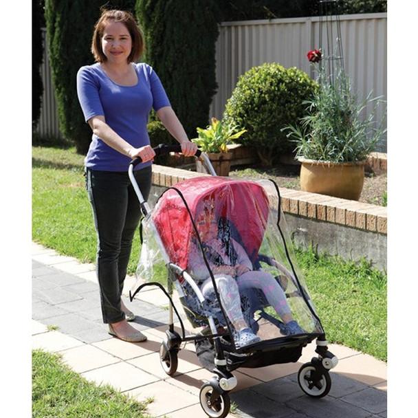 Dreambaby Stroller Weather Shields live