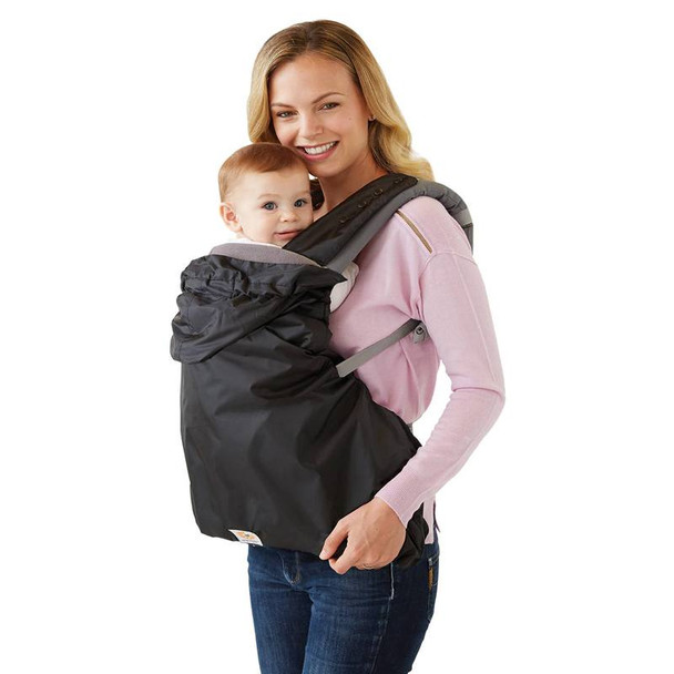 Ergobaby Winter Weather Cover - Black live