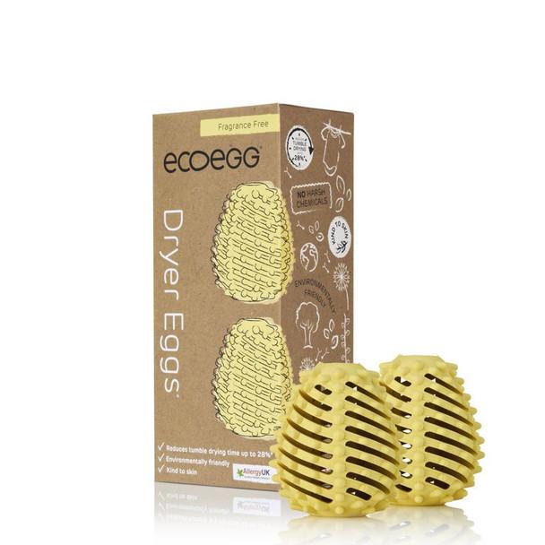 Eco Egg Dryer Egg Fragrance Free