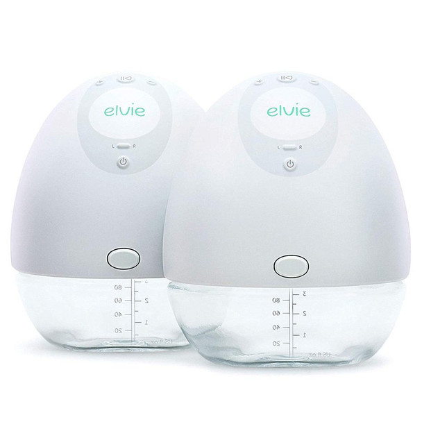 Elvie Wearable, Smart Breast Pump - Double