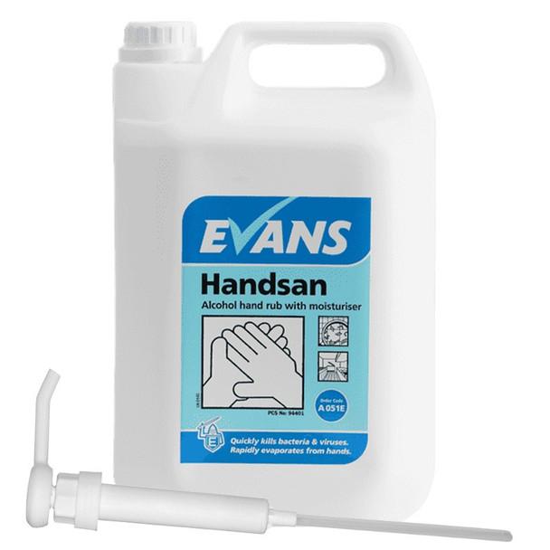Instant Hand Sanitizer 5ltr