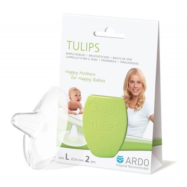 Ardo Tulips Nipple Shields Size L