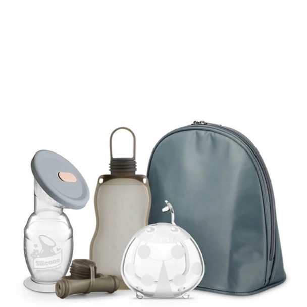 Haakaa On-The-Go Deluxe Express & Collect Travel Pack