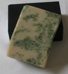 Fair Trade Tibetan Double Mint Yak Milk Soap Made by Tibetan Nomads