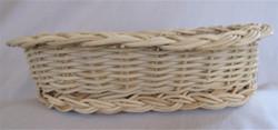 Fair Trade Woven Basket from Lebanon