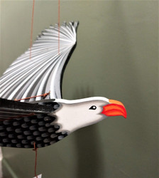 Fair Trade Eagle Mobile from Colombia