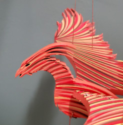Fair Trade Flying Phoenix Mobile from Colombia