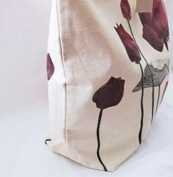 Fair Trade Screen Printed Tote Bag from Thailand