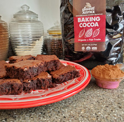 Fair Trade Raw Powdered Cocoa from Dominican Republic