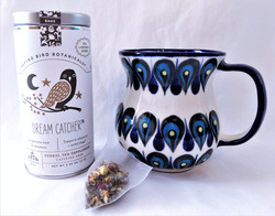 Dreamcatcher Organic Drinking Tea in Tin