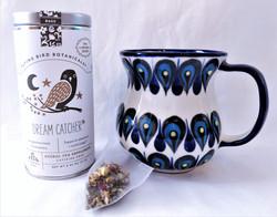 """Dreamcatcher"" Organic Drinking Tea in Tin"
