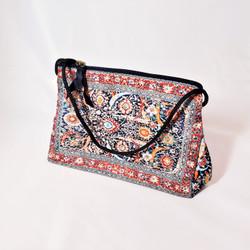 Fair trade small cross body purse from Turkey