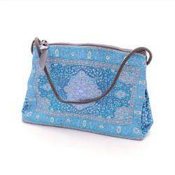 fair trade cross body purse from Turkey