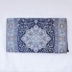 Stone Blue Wallet from Turkey