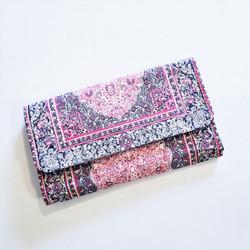 fair trade turkish rug inspired wallet from Turkey
