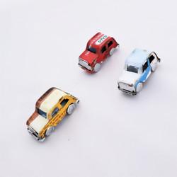 Fair Trade Mini Tin Can Sport Utility Vehicle from Madagascar