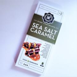 Fair Trade Dark Chocolate Sea Salt Caramel