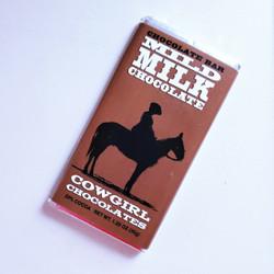 ethically sourced mild milk chocolate truffle bar