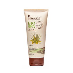 Sea of Spa Bio Spa body lotion with aloe vera and shea butter from Israel