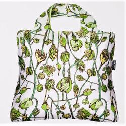 Envirosax fair trade Gardeners Delight foldable reusable shopping bag