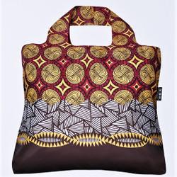 Envirosax fair trade Ankara foldable reusable shopping tote bag