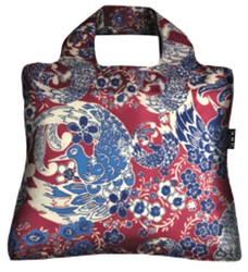 Envirosax Fair Trade Oriental Spice Foldable Reusable Shopping Bag