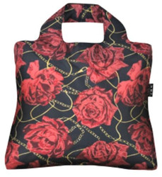 Envirosax Fair Trade Royal Rock Foldable Reusable Shopping Bag