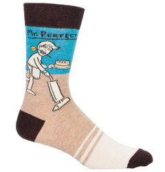 Mr. Perfect Crew Socks for Men