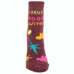 I Have Mood Swings Ankle Socks for Women